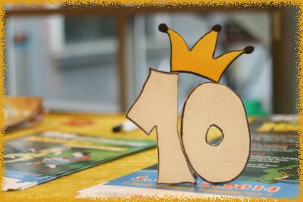 10. MiKiFiFe 2014: 10 mit Krone