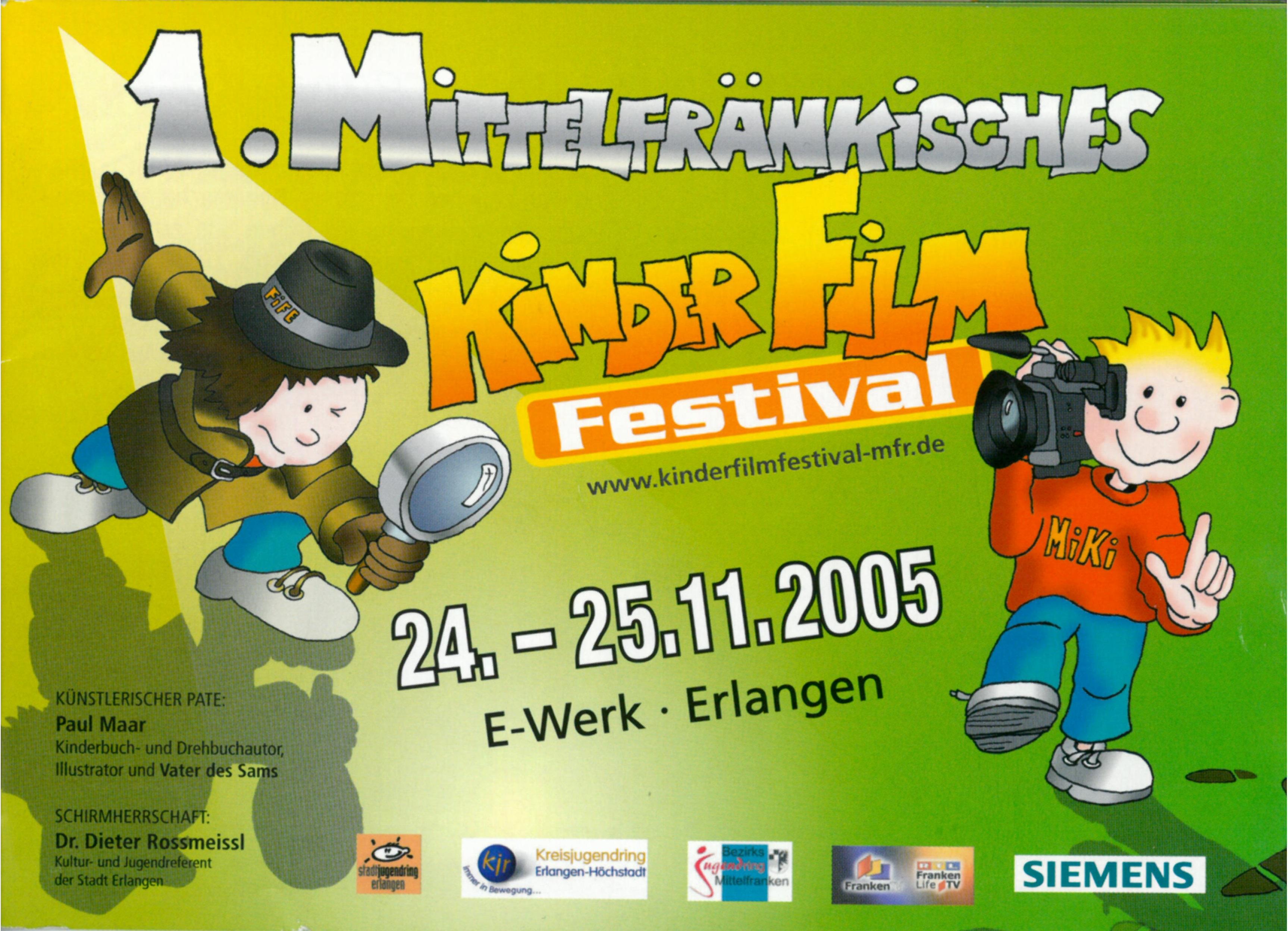 1. MiKiFiFe 2005: Programm Titel