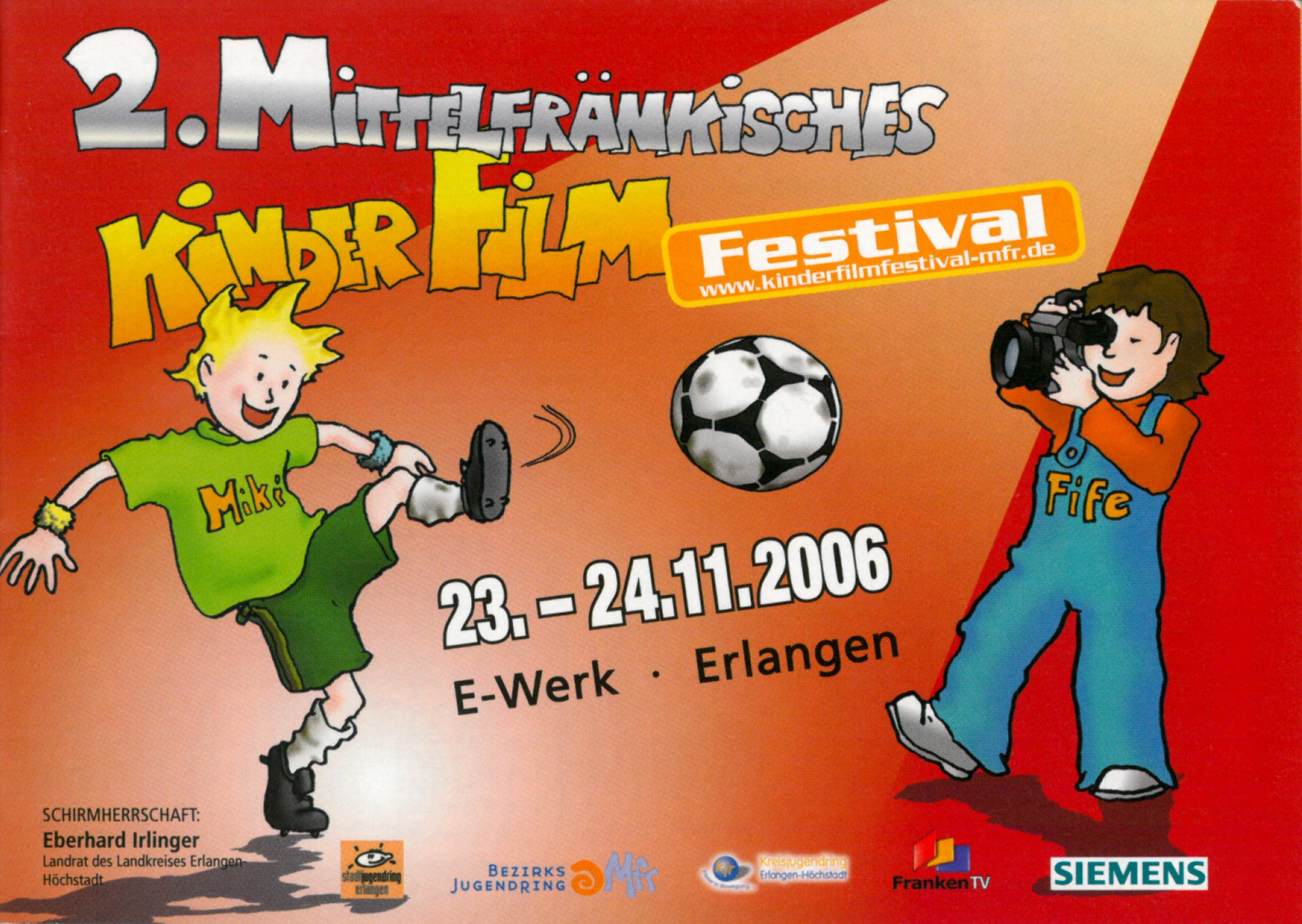 2. MiKiFiFe 2006: Programm Titel