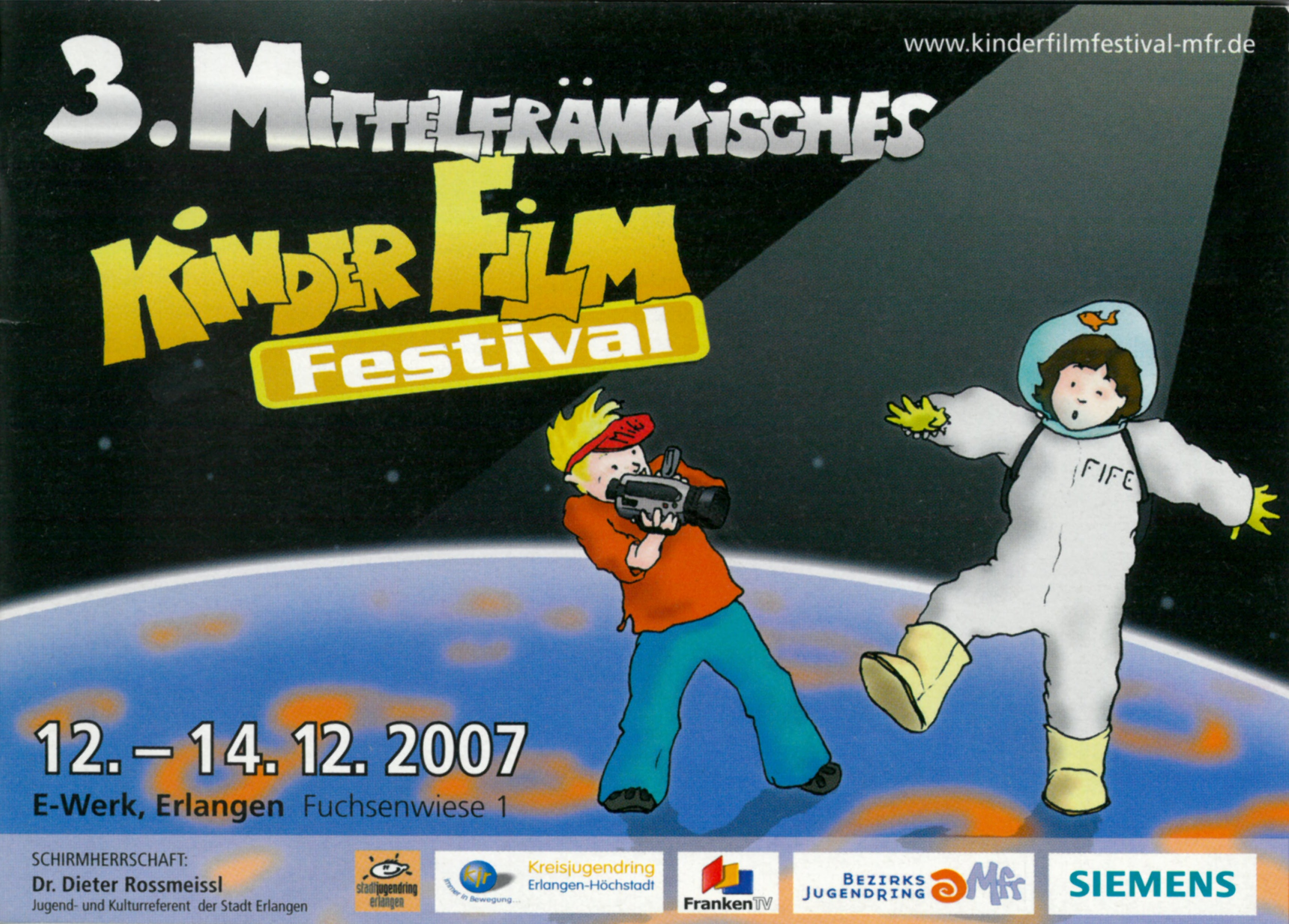 3. MiKiFiFe 2007: Programm Titel