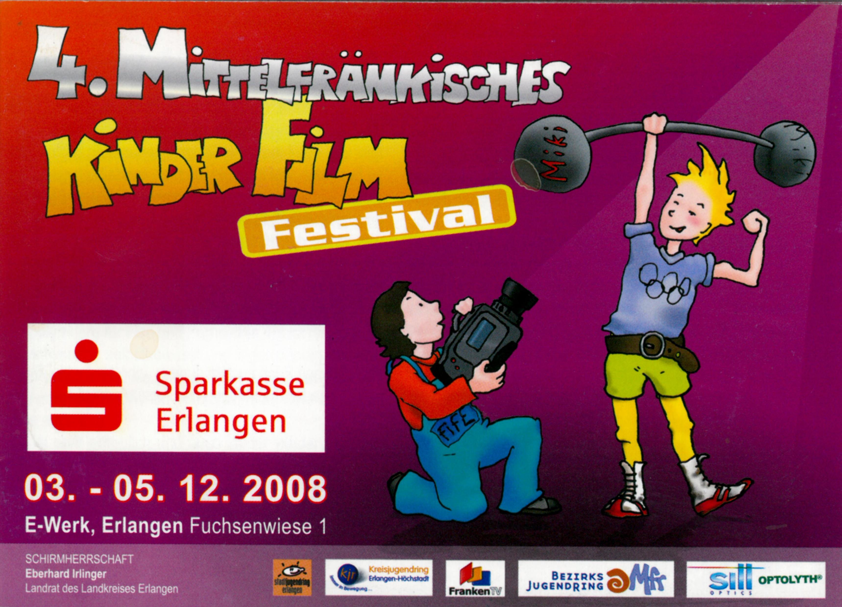 4. MiKiFiFe 2008: Programm Titel